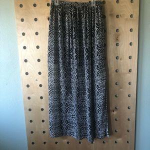 Boho Maxi Skirt